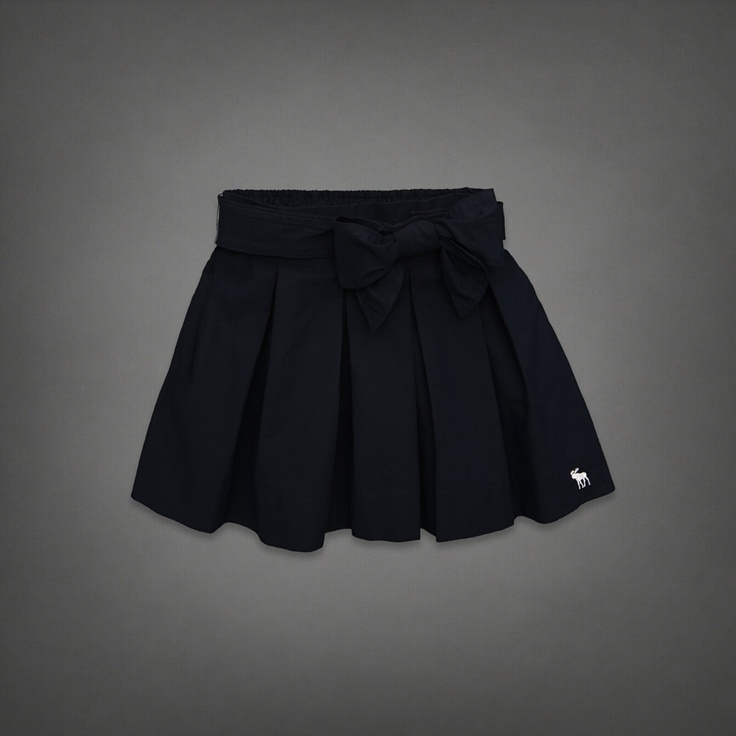 Harley Skirt from Abercrombie in Black