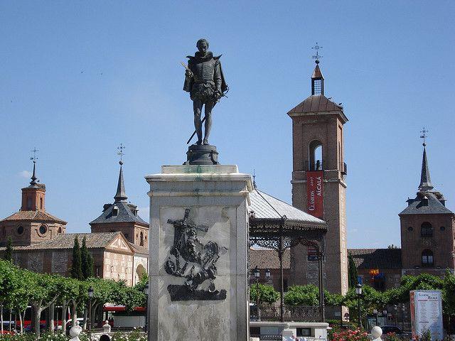 Su estatua