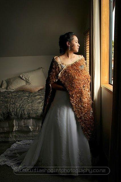 Maori wedding dress - Google Search