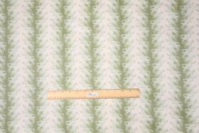 Tropical Drapery Prints :: 5.1 Yards Robert Allen Lalaria Beach Printed Cotton Drapery Fabric in Kiwi - Fabric Guru.com: Fabric, Discount Fa...