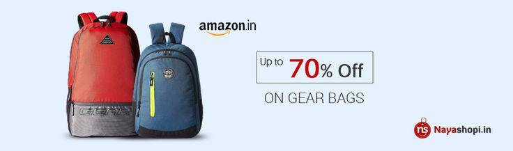 #amazon #gearbags #loot #dealoftheday #nayashopi LINK: http://amzn.to/2rSDtb9