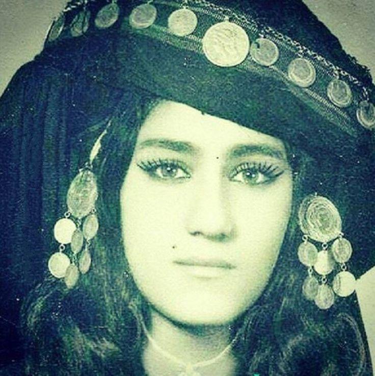 Fayle Kurdish woman
