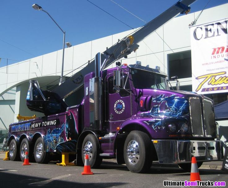 85 best big tow trucks images on pinterest tow truck biggest truck and big trucks. Black Bedroom Furniture Sets. Home Design Ideas