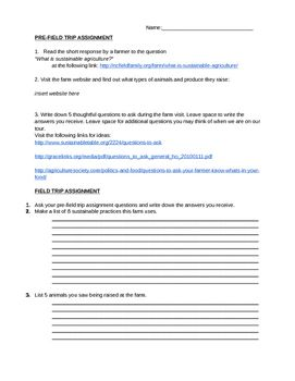 internet field trip assignment instructions 1 research: research at least six (6)information sources on forecasting methods take notes and record and interpretsignificant facts, meaningful graphics.