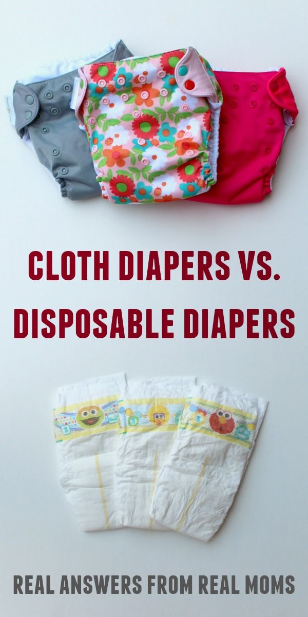 cloth diapers vs disposable diapers- real answers from real moms- what should you know before you decide? Survey answers
