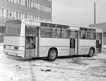 Ikarus 260 Prototype '1971