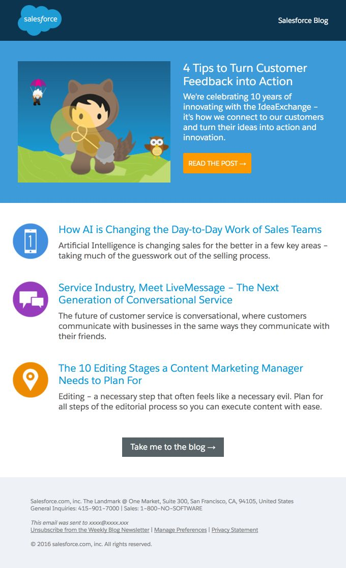 11 best Awesome emails images on Pinterest Email design, Email - email marketing sample