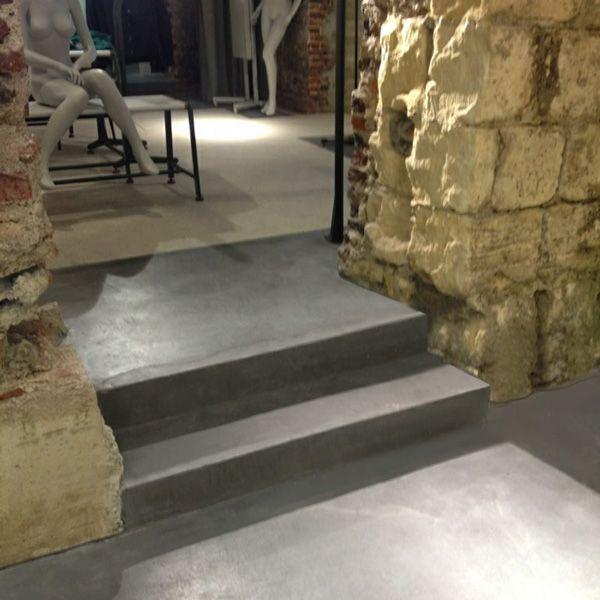 11 best Möbelbeschichtungen im Betonlook images on Pinterest - k chenarbeitsplatten aus beton