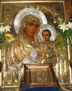 Иерусалимская икона Божией Матери - Поиск в Google