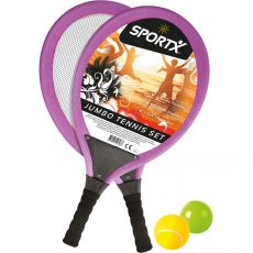 SportX jumbo tennis set|vermaak de kids|kamperen|sport & reizen - Vivolanda