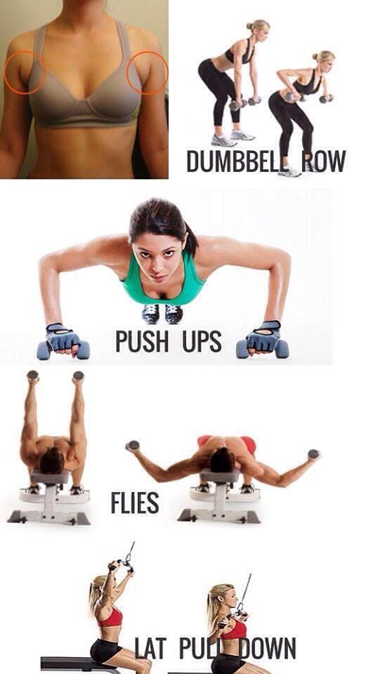 Ejercicios para los gorditos de los brazos #workout  #cardio  #woman_fitness