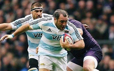 Greatest Rugby World Cup XV: loose-head props - Rodrigo Roncero