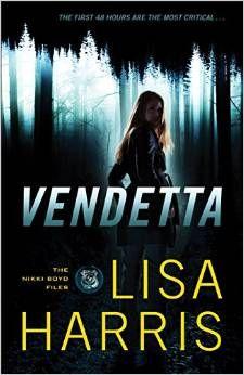 Brand new romantic suspense coming October 2015!   http://www.amazon.com/Vendetta-Novel-Nikki-Boyd-Files/dp/0800724178