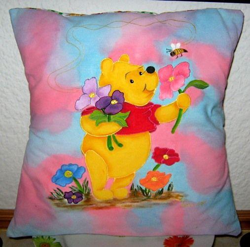 Winnie the Phoo Cushion
