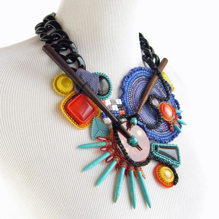 Ode to Kandinsky Competition-Winning OOAK abstract modern