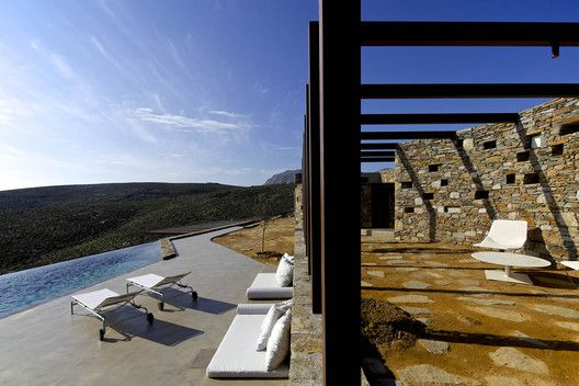 Vacation Residence at Lia,© Yannis Kontos