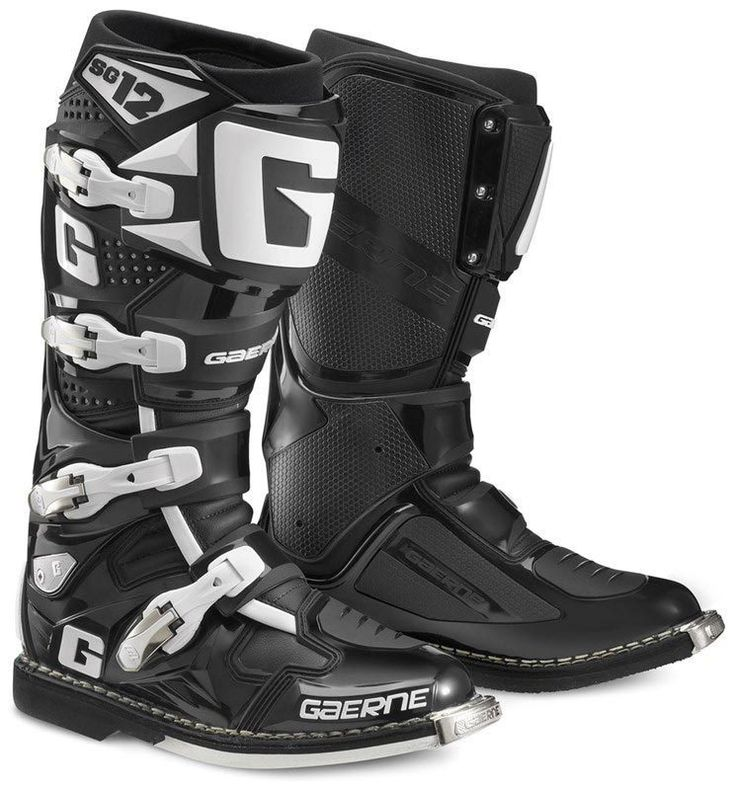 Gaerne SG-12 Stiefel 2014 - FC-Moto.de - Motorrad-Helme, Motorradbekleidung, Jet Helme & Cross Helme