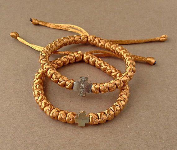 Greek Orthodox Bracelet-Komboskini-33 Knot