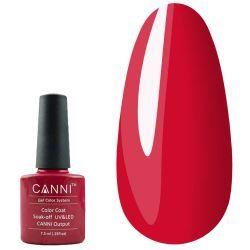 Гель-лак Canni №027 - темно-красный, 7,3 мл. Баночка у каждого гель-лака Canni особенная, потому что окрашена в соответствующий цвет и имеет удобную кисточку. Гель-лак легко наносится, имеет плотную текстуру и не растекается, а также, безвреден для ногтей за счет экологически чистых материалов.   #canni #gellak #shellac #маникюр #ногти #шеллак #гельлак #manicure #gellak #shellac
