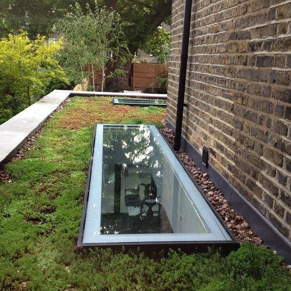 Orange Roofer Living Roofs Vegetated Roof Covering Ecoroofs All That You Desire To Call These Guys Rooftopgarden Flat Roof Skylights Flat Roof Extension