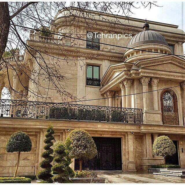 List Of Tehran Buildings