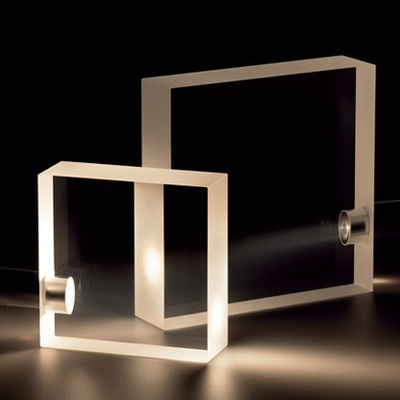 ToFU table lamp Designed by Tokujin Yoshioka for Yamagiwa Japan www.bullesconcept.com