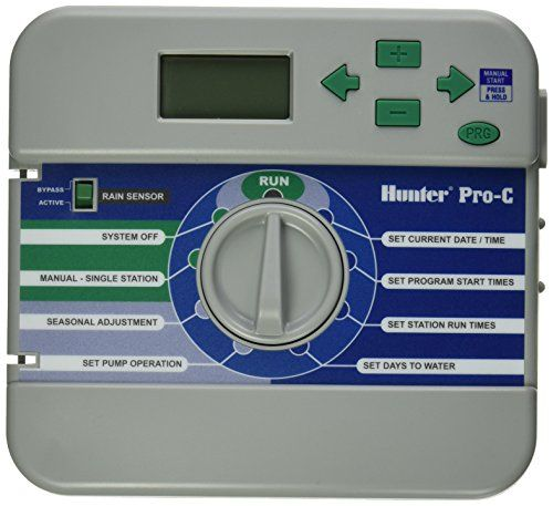 Hunter Sprinklers 526200 ProC and PCC Controller Front Panel ** Check out this great product.(This is an Amazon affiliate link and I receive a commission for the sales)