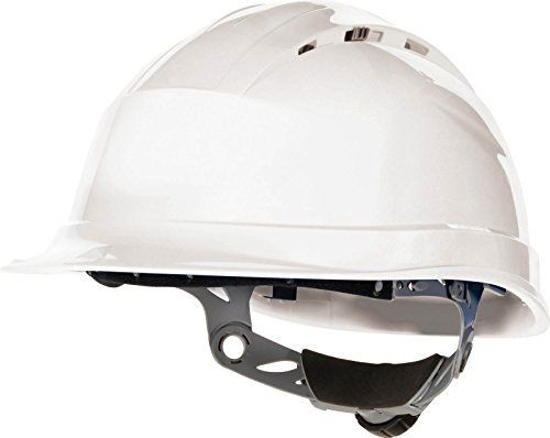 Deltaplus Mens Quartz4 Safety Helmet Hard Hat Bump Cap Construction White https://www.safetygearhq.com/product/personal-safety/safety-helmets/deltaplus-mens-quartz4-safety-helmet-hard-hat-bump-cap-construction-white/