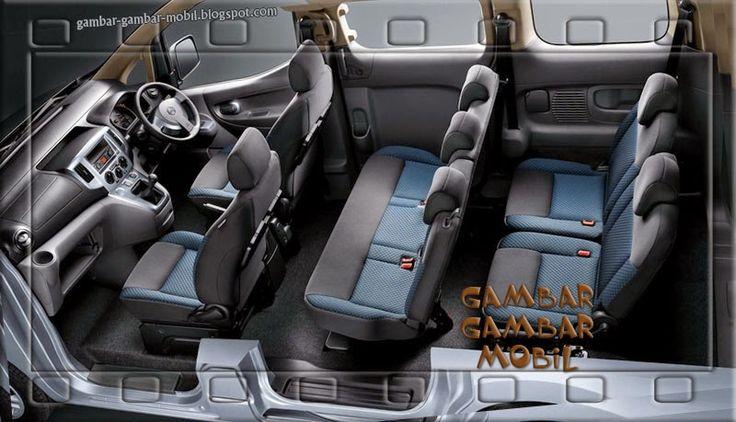 Foto interior mobil nissan evalia - Foto foto interior ...