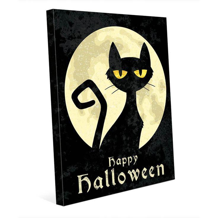 Halloween Wall Art best 25+ halloween canvas ideas on pinterest | halloween canvas