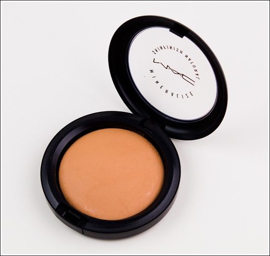 MAC Give Me Sun! Bronzer is my everyday bronzer that I love.