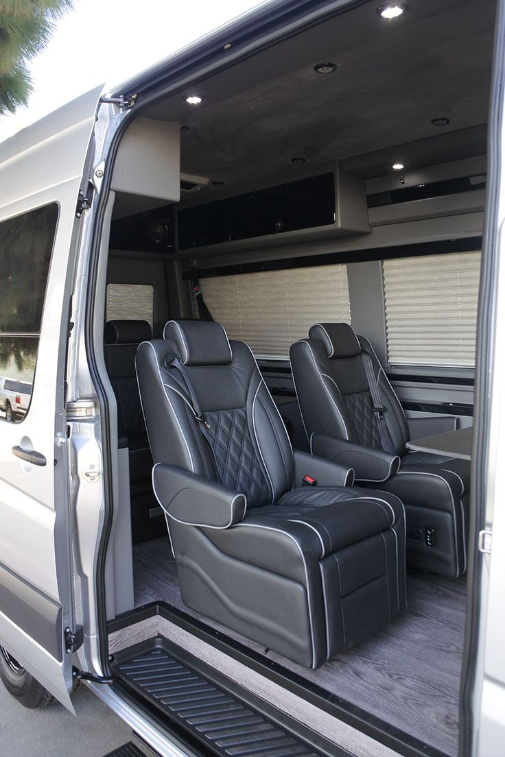 El kapitan luxury sport conversion vans have the high end materials electronics and hand benz sprinterconversion vanhardwoodelectronics