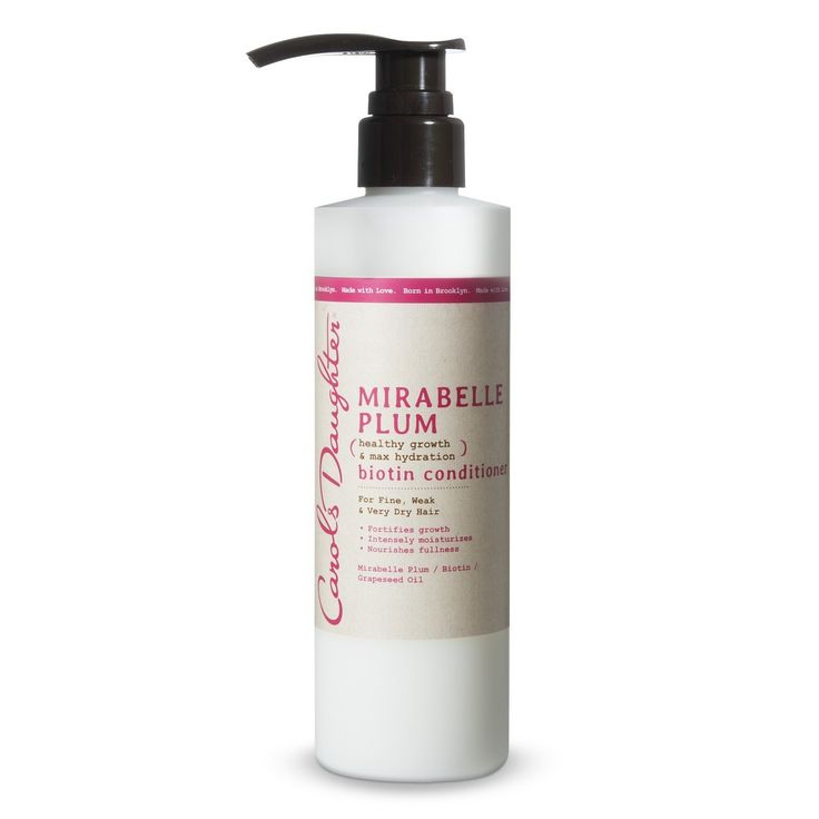 Carol's Daughter Mirabelle Biotin Conditioner - 12oz