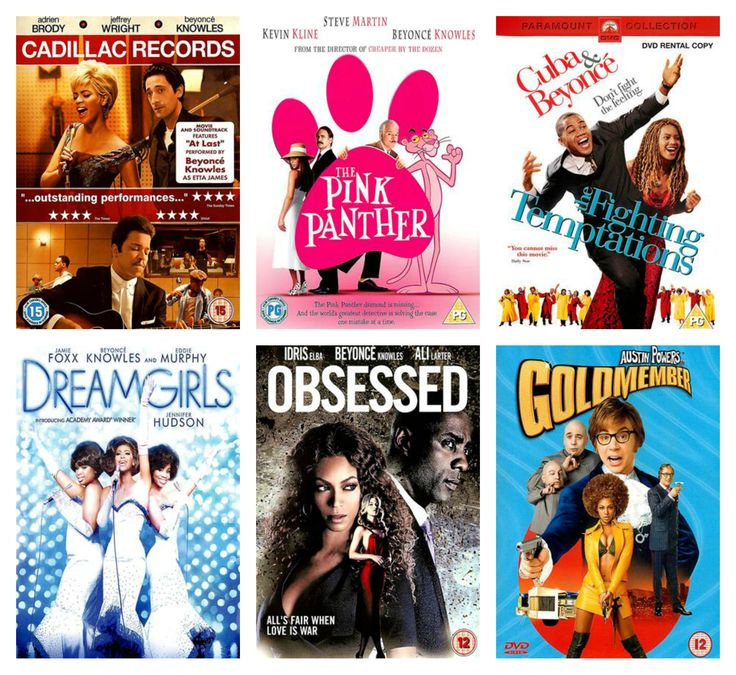 Beyonce amazed the audience at Superbowl! Do you remember her roles in these films? All these releases are available at CinemaParadiso.co.uk for rent in HD now!