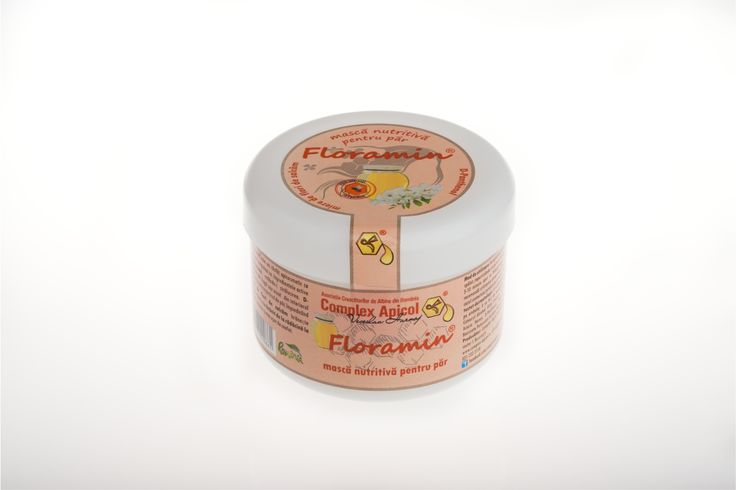 Acacia honey nourishing hair mask  Floramin masca nutritiva pentru par