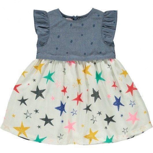 Robe bébé fille Multicolore