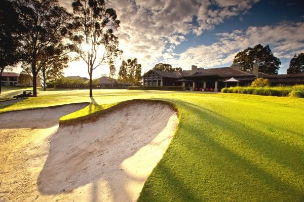 If wine is the drink of royalty, then golf is surely their game of choice.