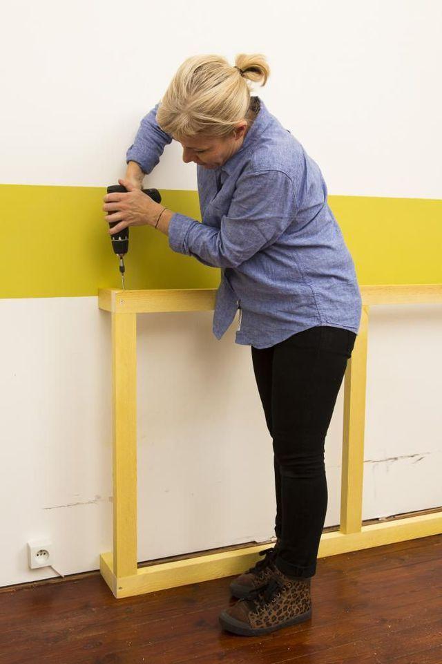 DIY : créer une tête de lit soi même - Côté Maison