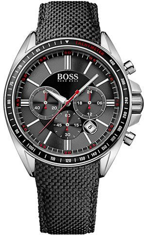 HUGO BOSS Mens Driver Sport Stainless Steel Chronograph Watch on shopstyle.com