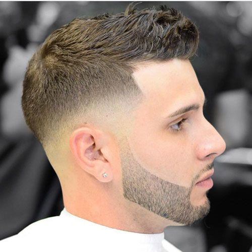 low maintenance haircuts for men