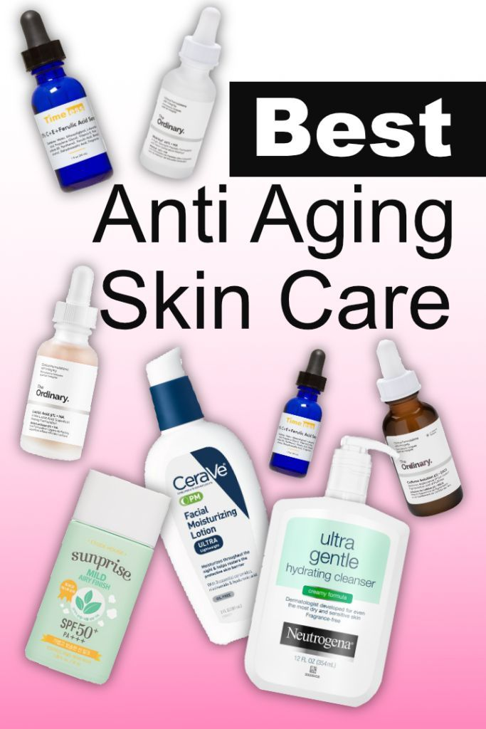 The Complete List Of Effective Affordable Products For The Perfect Anti Aging Skin Ca Anti Aging Skin Care Antiaging Skincare Routine Anti Aging Skin Products