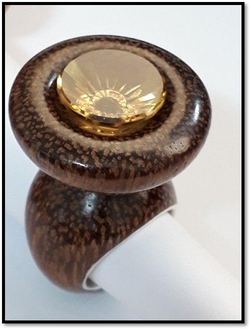 brazilian gemstones and wood jewelry by kingwoodbrazil