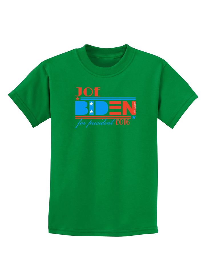 Joe Biden for President Childrens Dark T-Shirt