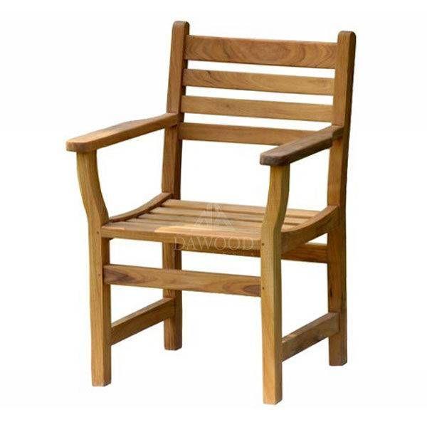 Teak Arm Chair Totcc036 Wholesale Dining Chairs Indonesia Factory Teak Armchair Teak Furniture Teak
