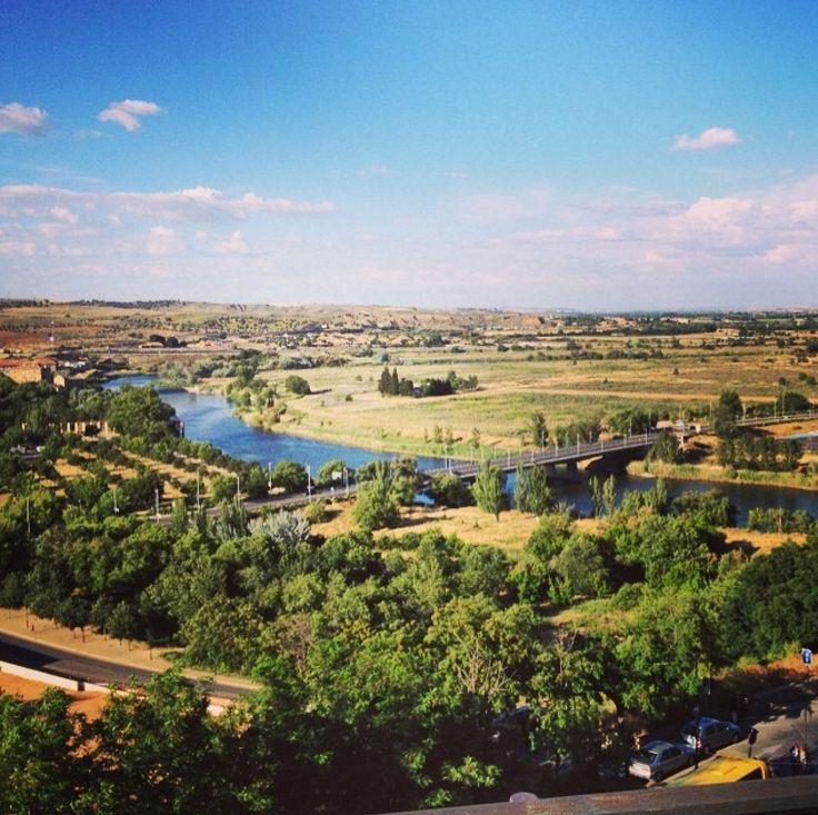Vista tomada desde la subida Toledana || Tarde invaluable... experiencia recomendada...