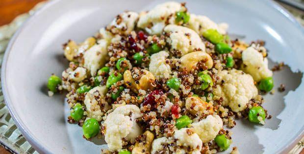 ... on Pinterest   Edamame salad, Vegetables and Quinoa salad recipes