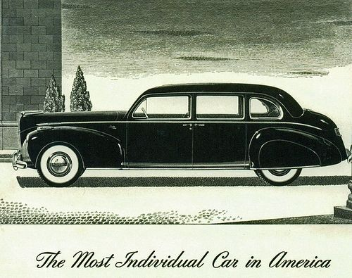 145 best images about lincoln motor car company on for Lincoln motor car company