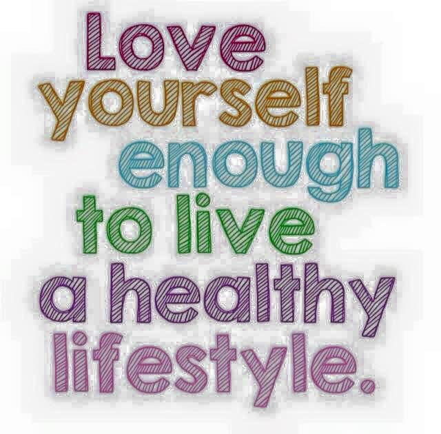 LOVE yourself LIVE a health LIFESTYLE