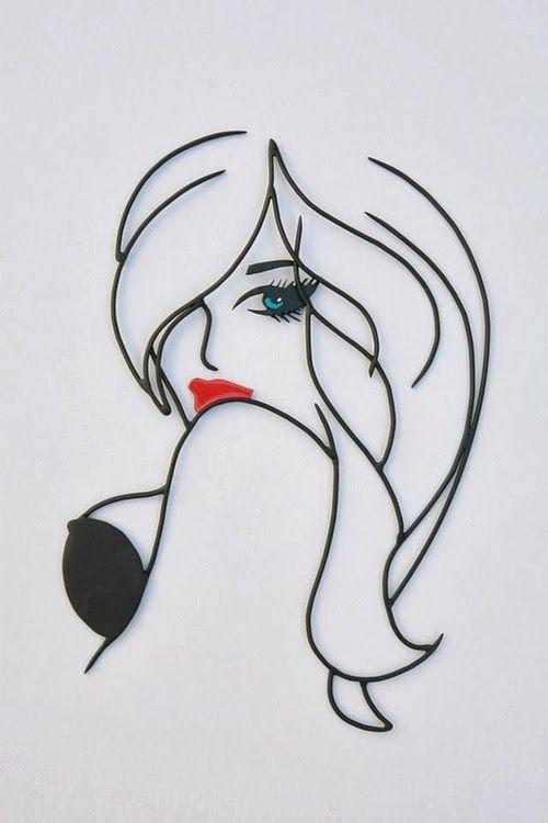 09-Teodosio-Sectio-Aurea-Wire-Art-Drawings-www-designstack-co