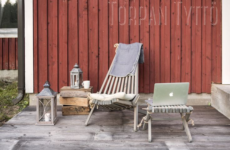 Outdoor Office.